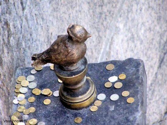 Памятники, исполняющие желания (7)