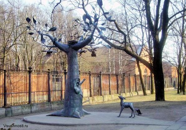 Памятники, исполняющие желания.